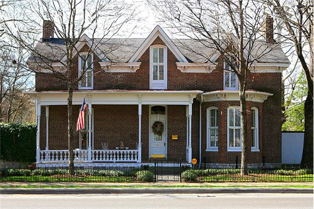 Taking Guardianship of a Historic Home