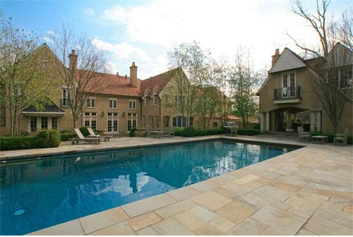 4410 Gerald Place, the most expensive home sold in Nashville year to date in 2012, sits on 2.34 acres with a magnificent pool, luxurious pool house, and   landscaped and manicured grounds.