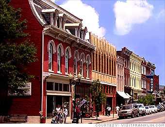 MONEY magazine has named America's 100 best small cities, including Franklin, TN. Visit The Lipman Group Sotheby's International Realty website to search for homes currently for sale in Franklin.