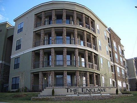This rare ground floor condo for sale at The Enclave has it all! Granite counter tops, stainless steel appliances, wine cooler, high ceilings, arched doorways, lovely light fixtures & neutral paint. Walk to Hillsboro Village, immediate access to I-440, close to Vanderbilt. The Enclave amenities include concierge, gym, wine room, club lounge. Click on the image for more photos and information from The Lipman Group Sotheby's International Realty.