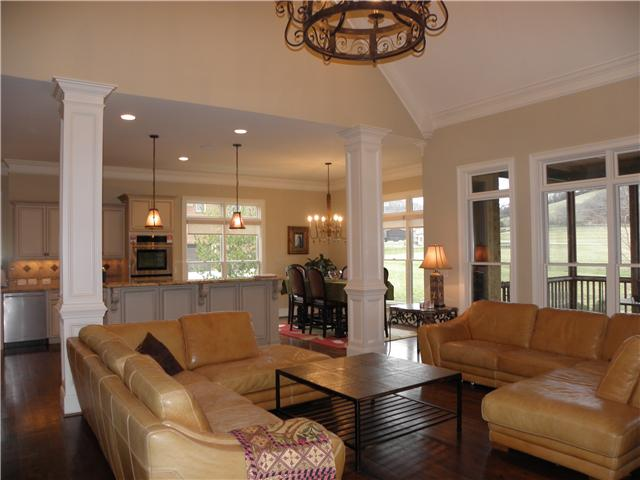 Large dining rooms perfect for entertaining archives for Kitchen dining room floor plans