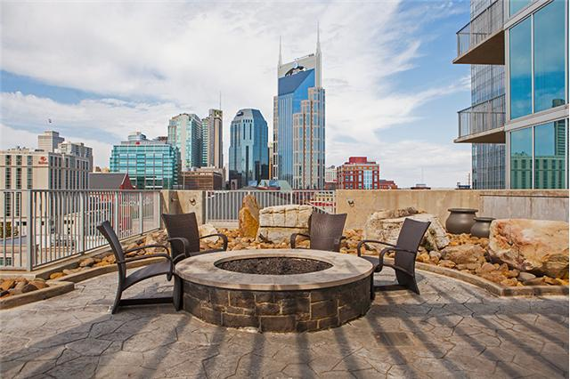 Downtown Nashville condo for sale