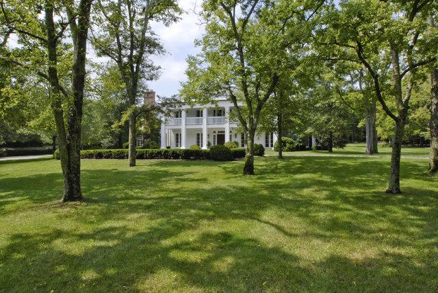 The most expensive home currently for sale in Nashville's 37215 is a Belle Meade estate at 1311 Chickering Road. Click on the image for more photos and information.