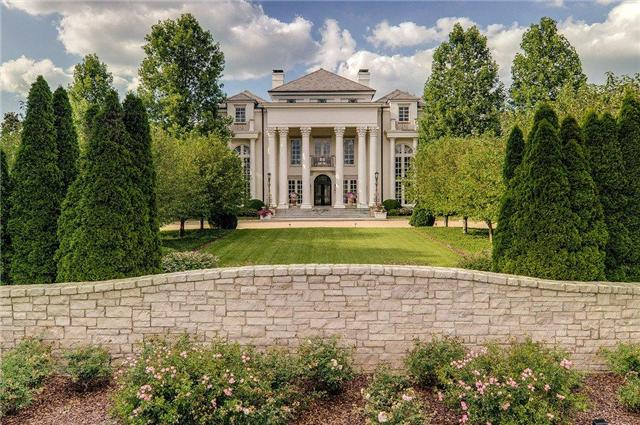 The most expensive home for sale in the Franklin zip code of 37067 is this estate situated on 48 acres with lavish amenities: 2467 Hidden River Lane. Click on the image for more photos and information.