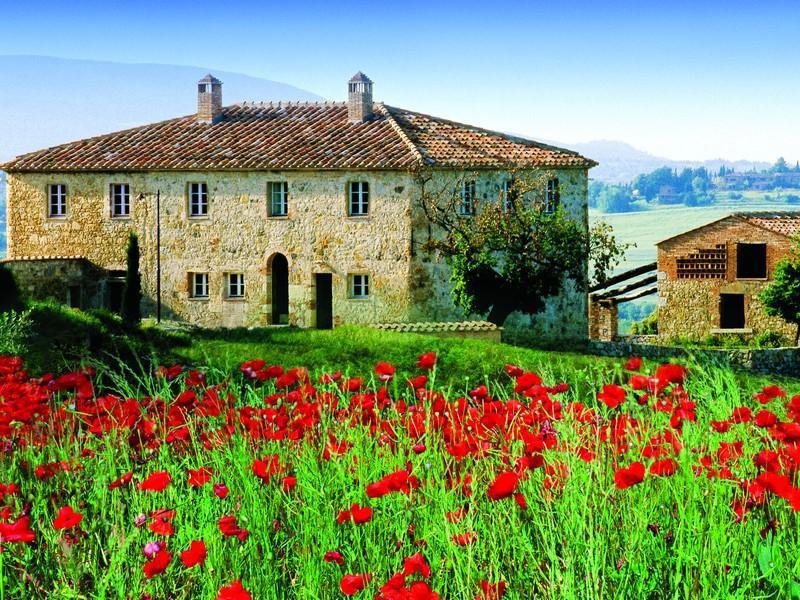 Homes for sale in Tuscany, Italy