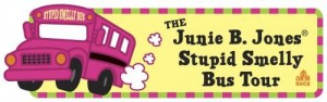 Summer Fun in Nashville for Kids - Junie B. Jones is Coming June 23