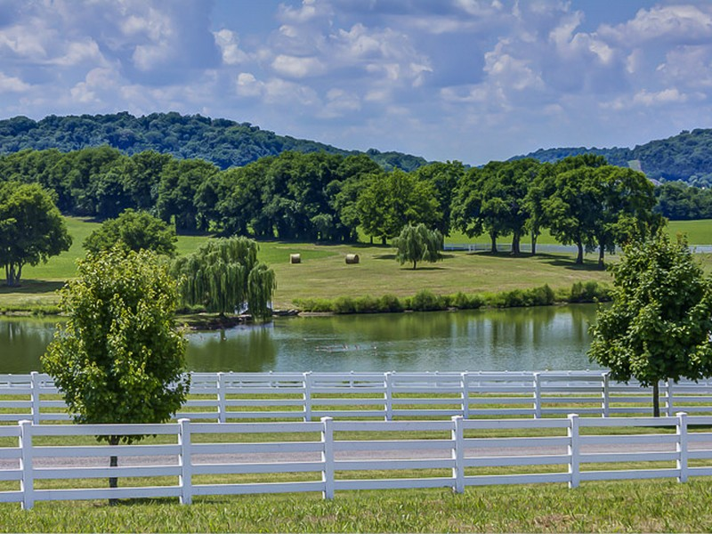 Grand Estate and Luxury Farm for sale in Franklin, TN - Eagles Rest