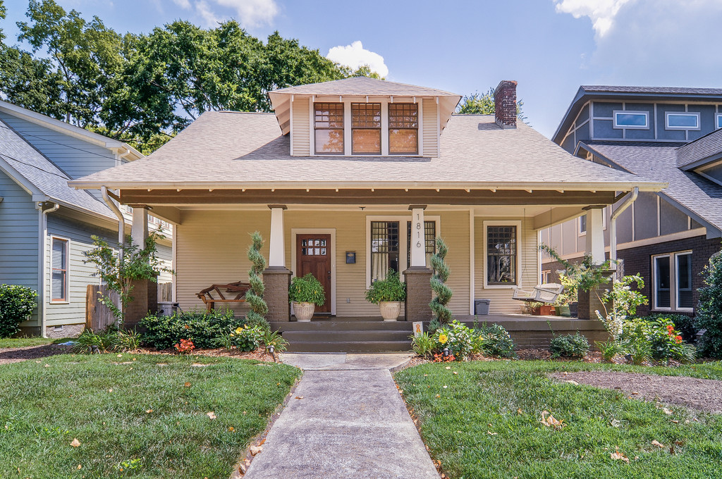 Nashville Bungalow for sale in Waverly