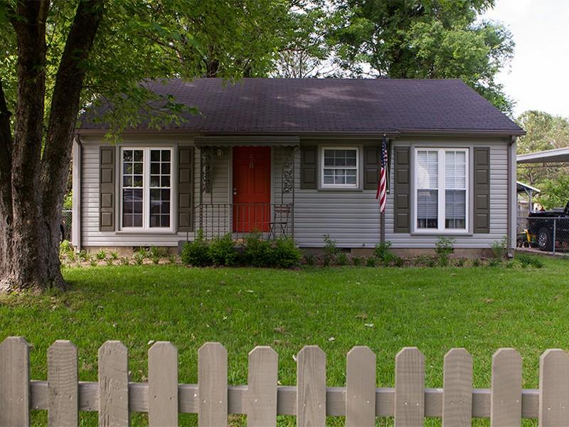 Completely Remodeled Home for Sale in East Nashville