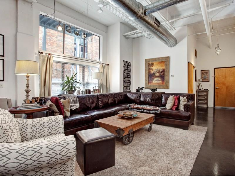 Downtown Nashville Loft for sale in Historic Kress Building