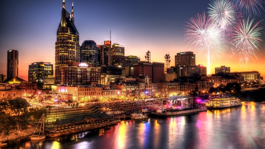 How will you celebrate July 4th in Nashville?