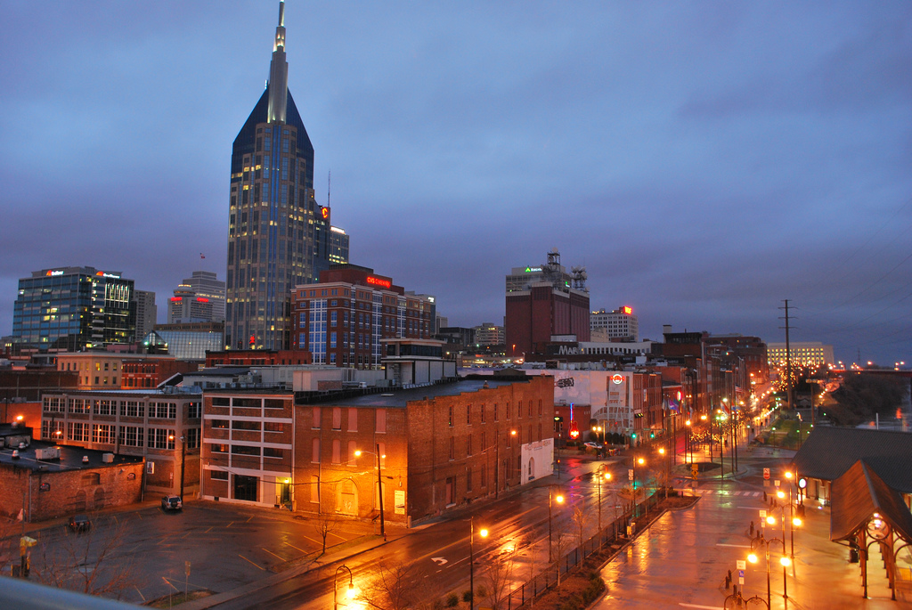 Good News for Nashville: July 2014