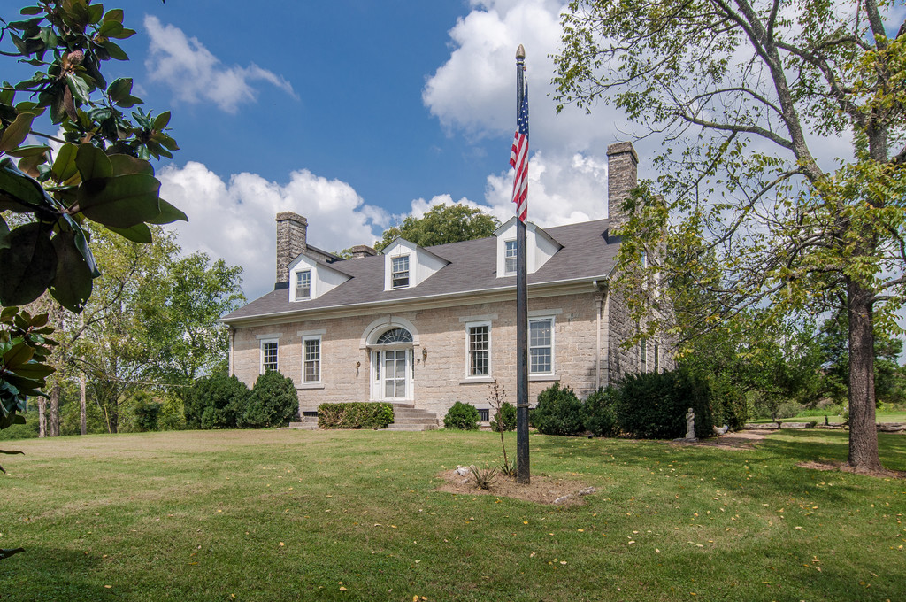 Video: Historic Home and Acreage for sale Hendersonville TN