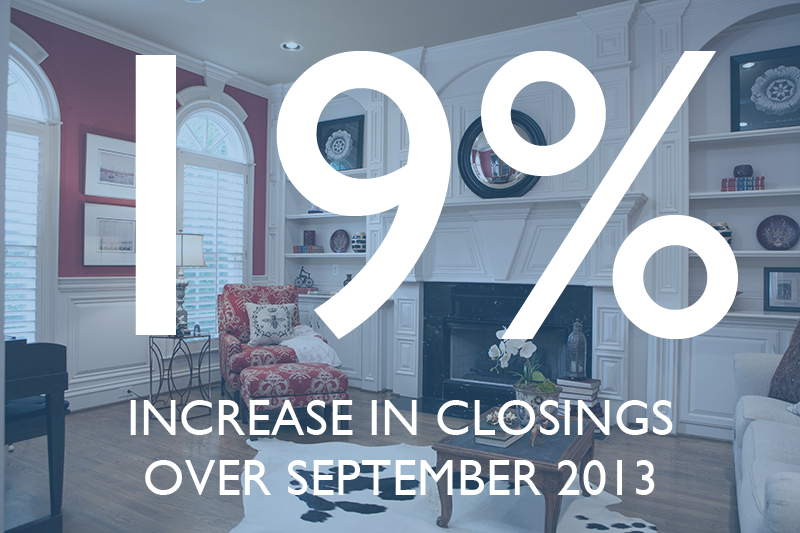 Nashville Home Sales by the Numbers: September 2014