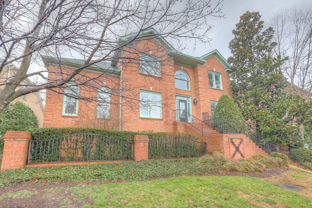 Video: Gracious Nashville Home in Gated Community