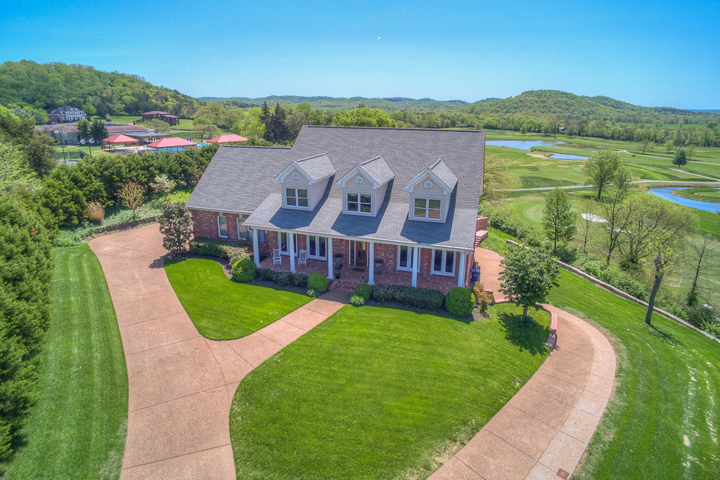 Video: Franklin Home for Sale with Stunning Views of Old Natchez Golf Course