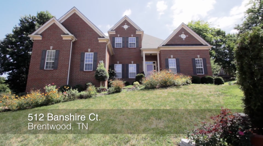 Video: Open and Spacious Home in Brentwood TN