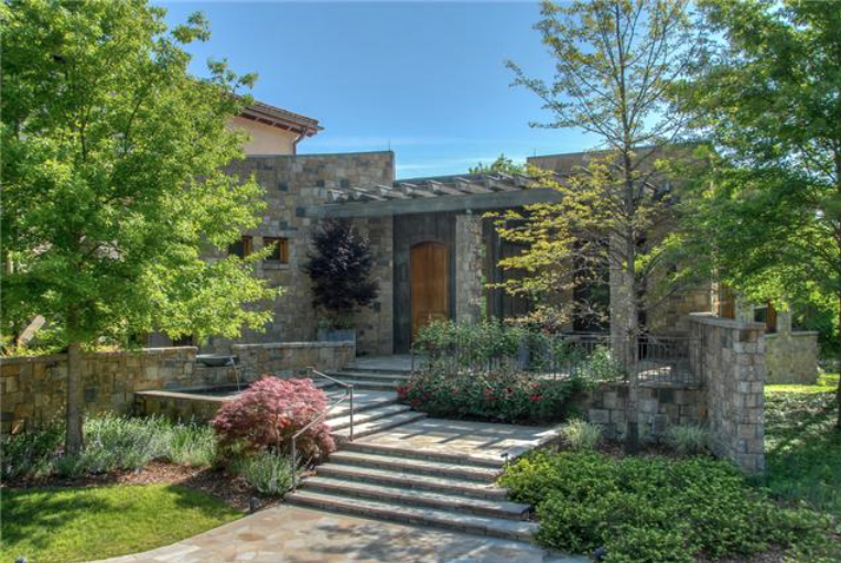 30 Bancroft Place in Nashville was the most expensive home sold in 2015.