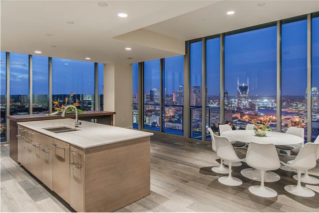 Twelve Twelve Penthouse 1212 Laurel Street #2301 Nashville TN The most expensive condo sold in Nashville in 2015.